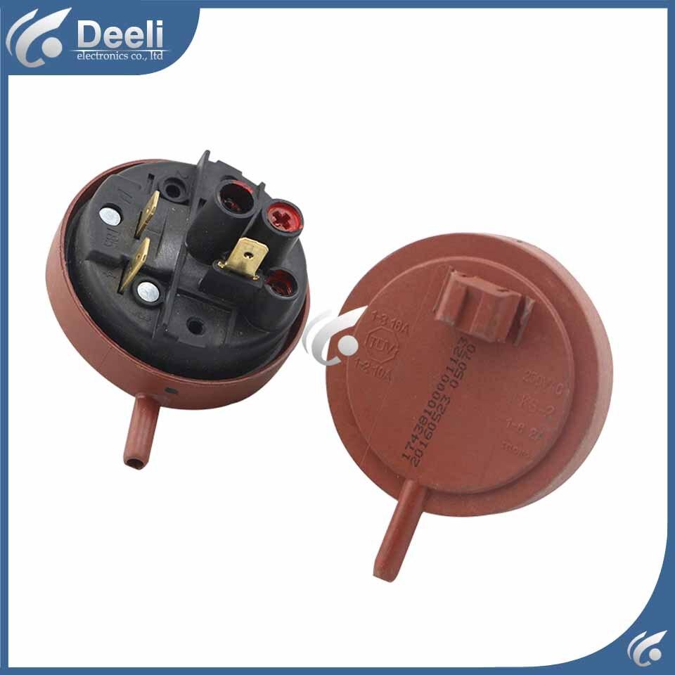 washing machine water level switch water level sensor XQG60-A708 A708C A7308 A7608 washing machine washer water level pressure sensor switch factory original