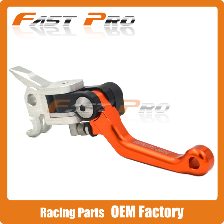4 Directions Foldable Pivot Brake Lever For KTM EXC EXCF EXCR XC XCF XCW XCFW SX SXF SIX DAYS Dirt Bike Motocross Enduro цена
