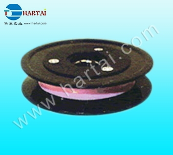 Flanged combined ceramic guide pulleys HCR006
