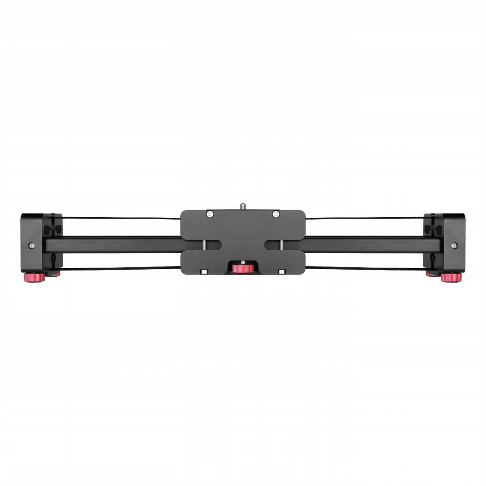 Image 5 - New Professional Adjustable DSLR Camera Video Slider Track 50cm Double Distance For Canon Nikon Sony Camera DV Dolly Stabilizer-in Rail Systems from Consumer Electronics