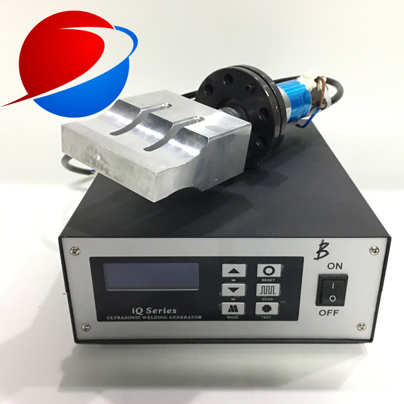Hand Held Ultrasonic Welding Machine For PP/PE/PET/ABS/ACRYLIC/PVC/FABRIC/NON-WOVEN CLOTH/NYLON With Transducer And Horn