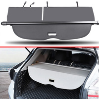 For Nissan Murano Z51 Z52 P42M 2009 2018 Aluminum+Canvas Rear Cargo Cover privacy Trunk Screen Security Shield shade Accessories