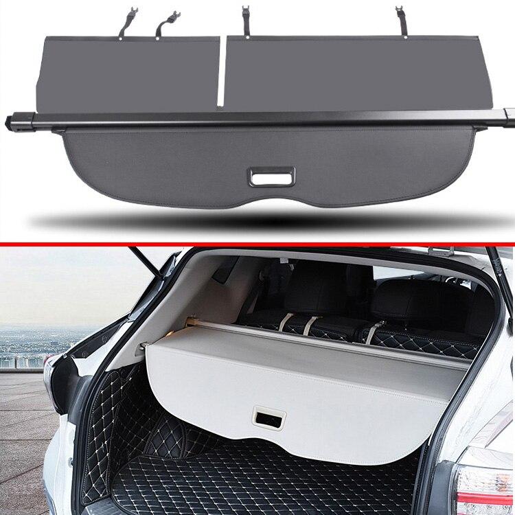 Para nissan murano z51 z52 p42m 2009-2018 alumínio + lona capa de carga traseira privacidade trunk tela escudo de segurança sombra acessórios