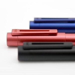 Image 3 - 2019 ใหม่มาถึง KACO SKY II Series ภาพวาดปากกา EF Nib สีดำ/สีแดง/สีฟ้าหมึกปากกาสำหรับของขวัญ