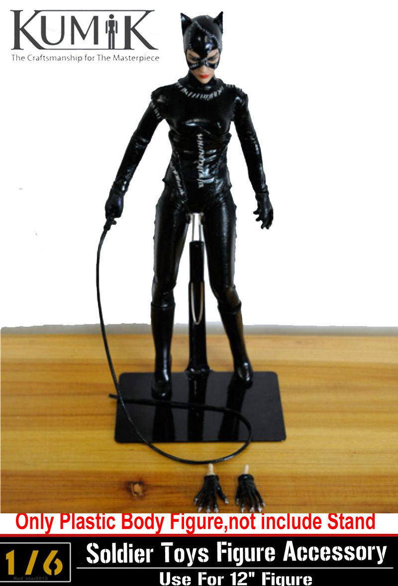 1/6  KMF-022 Custom CG CY Girl Female Catwoman Batman 1989 Action Figure Collection Doll Toys Gift new hot 17cm avengers thor action figure toys collection christmas gift doll with box j h a c g