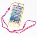 Обучающий телефон  из 18 разделов коранского языка  Арабская корань  игрушка со светом  для детей  обучающая машина для раннего образования  л...