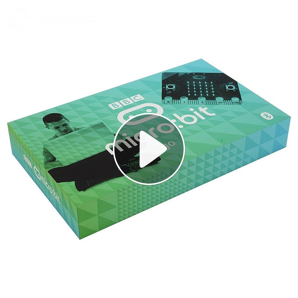 BBC micro: bit di Andare Il Completo Starter Kit