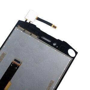 Image 4 - Alesser do Doogee S55 wyświetlacz LCD i zestaw do naprawy ekranu dotykowego części do Doogee S55 Lite LCD z narzędziami i klejem 5.5