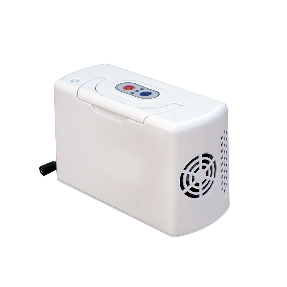 220V Oxygen Concentrator Machine Portable Oxygen Generator 32W 3L/MIN Low Noise oxygen rhma 02