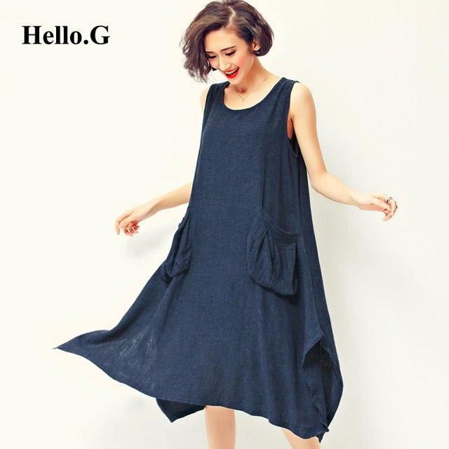 Asymmetric dress style