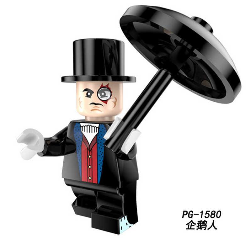 Al Pacino Sir Elton John champagne Agent Joker Sharon Carter Scarecrow Penguin Superhero Children Toys   PG8144