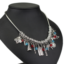 Doctor Who Statement Necklace