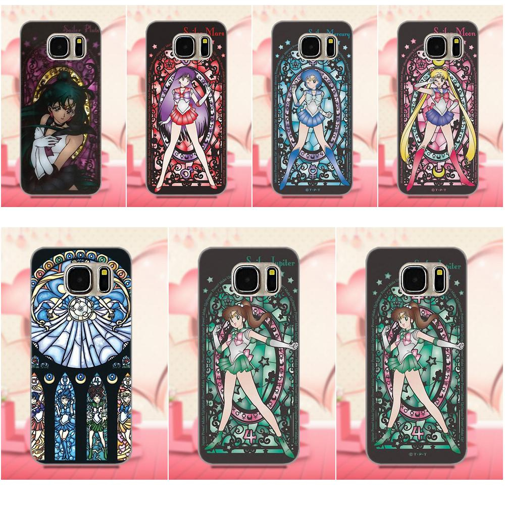 For Xiaomi Redmi 5 4A 3 3S Pro Mi4 Mi4i Mi5 Mi5S Mi Max Mix 2 Note 3 4 Plus On Sale Luxury Phone Accessories Case Sailor Moon