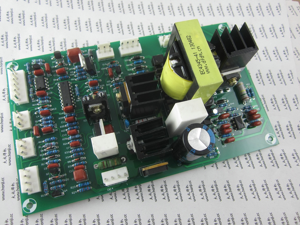 Single Pipe Gas Shielded Welding Machine Wire Board MIG NBC Wire Board with Auxiliary Power Board Single Tube IGBT Machine. nbc mig 250 270 wire feeding control circuit board for jasic gas shielded welding machine