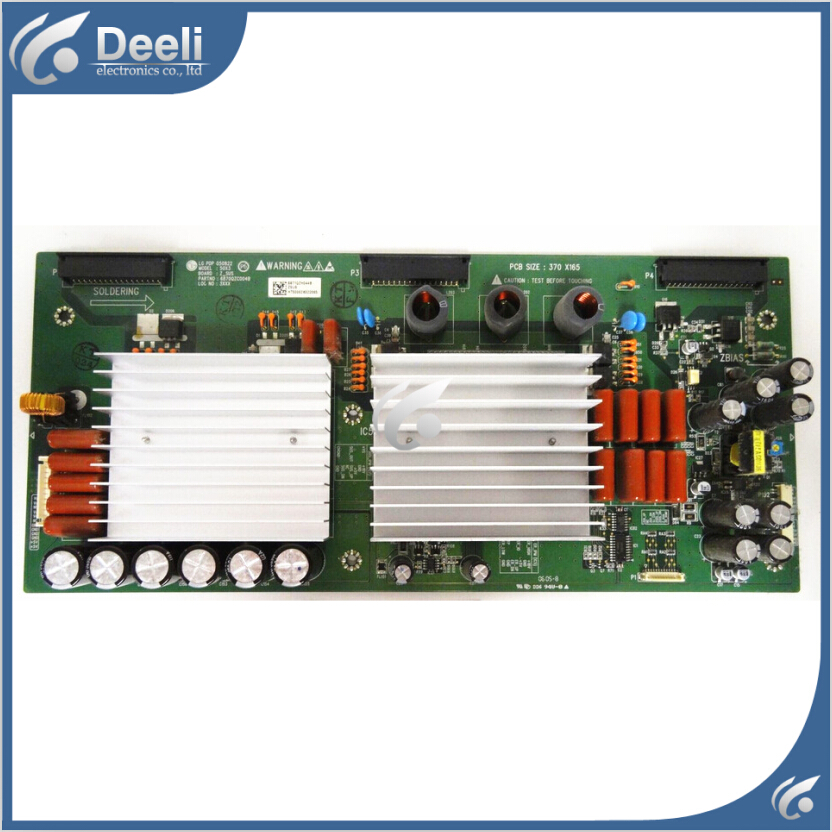 good Working original used for LG50X3 6870QZC004B 6871QZH044B  Board 3rw3036 1ab04 22kw 400v used in good condition