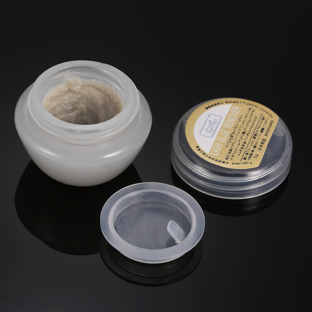 12g Cream False Eyelash Glue Remover for False Eyelashes