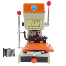 Vertical Electric Key Cutting Machine With English Manual 150W Multi-Functional Key Duplicating Machine 220v/50hz 339C