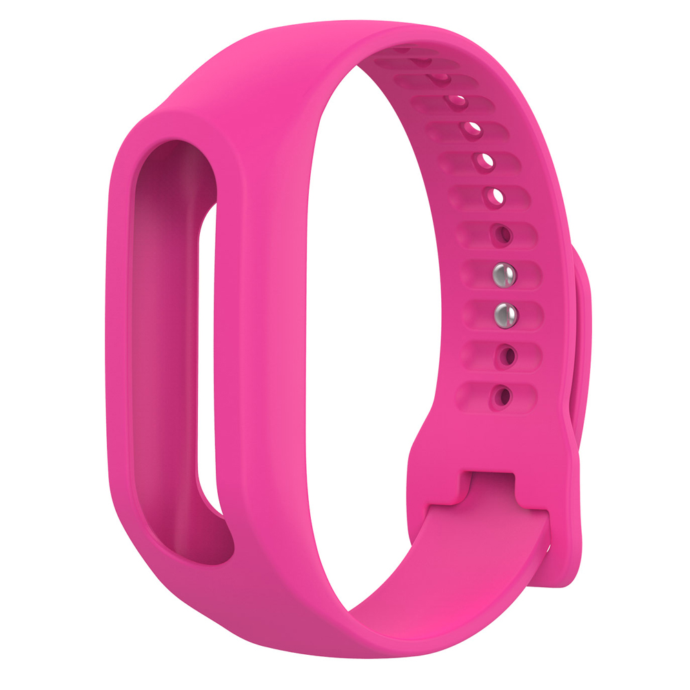 Soft Durable Colorful Strap Wristband Replacement Silicone Watchband Accessories for Tom Tom Touch Fitness Tracker Smart Watch 9