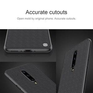 Image 4 - สำหรับ OnePlus 7 Pro กรณี Pro OnePlus7 6T ฝาครอบ NILLKIN พื้นผิวไนลอนไฟเบอร์บางและโทรศัพท์ปกหลังสำหรับ OnePlus 7Pro กรณี