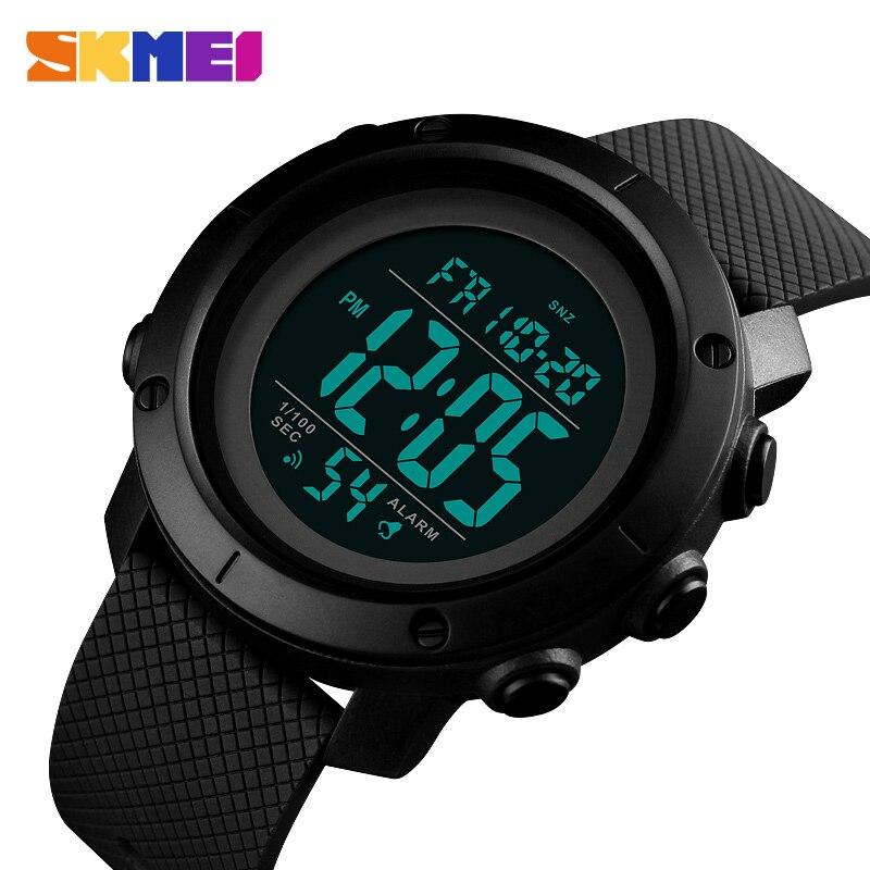 Herrenuhren Uhren Skmei Countdowns Sport Uhren Wasserdichte Uhr Männer Relogio Masculino Herren Uhren Top Brand Luxus Led Digital Mann Uhr 2018 Profitieren Sie Klein