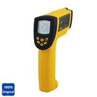 AR882A LCD IR Lazer Nokta Gun Temassız Dijital Endüstriyel Kızılötesi Termometre