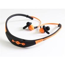 Caldecott bt-54 tipo de reducción de ruido auriculares deporte auricular inalámbrico bluethooth neckband chip 4.1 stereo headset 4 colores rojo