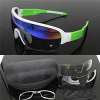 half Blade 2018 Sale Ed. Ritte Cycling Sunglasses 3 Lens Sport Road Mtb Mountain Bike Glasses Eyewear Goggles Do