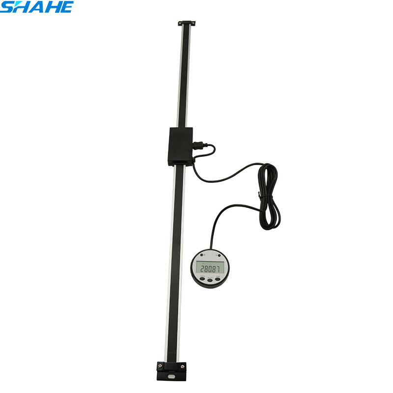 600 Mm Remote Digital DRO Table Readout Scale External