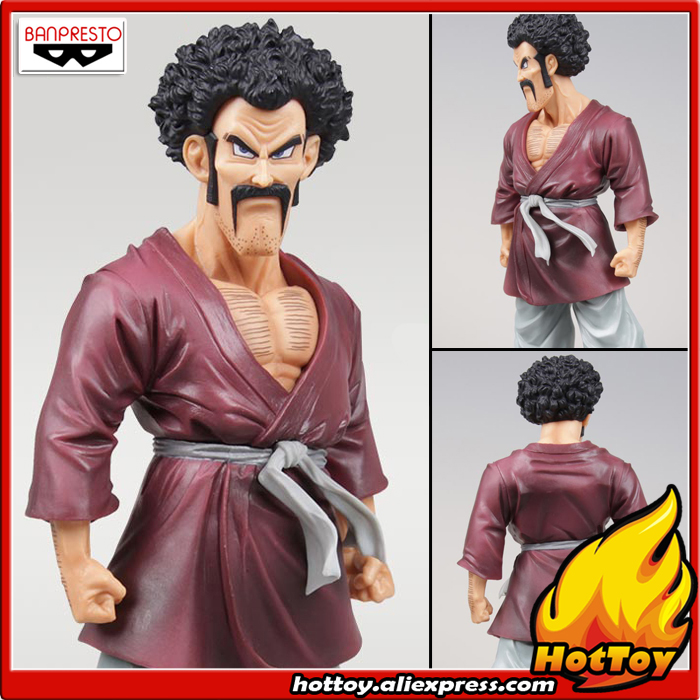 Sale 100% Original Banpresto Resolution of Soldiers ROS Vol.3 Collection Figure - Mr.Satan from Dragon Ball Z original banpresto world collectable figure wcf the historical characters vol 3 full set of 6 pieces from dragon ball z