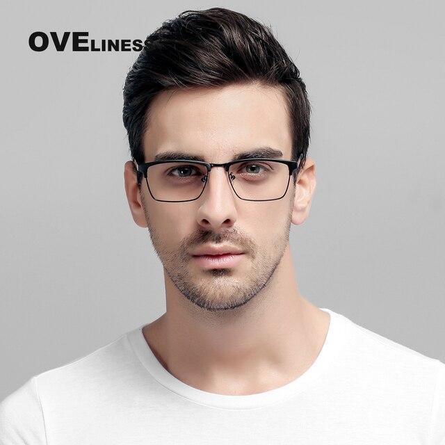 d1e5a6d66 ... mulheres óculos de miopia armações olho para homens prescrição. New  Fashion Eyeglasses Frame Retro Vintage Metal Optical Glasses Women Myopia  Eye ...