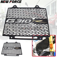 Motorcycle parts Stainless Steel Radiator Grille Guard Cover Protector For BMW G310R G310 R G 310 R 2017 2018