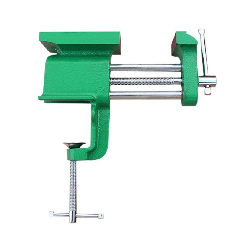 Multi functional Woodwork Heavy Table Vise Bench Vice Desktop Fixing Clamp DIY Craft Mold Fixed Repair Tool Woodworking Tools