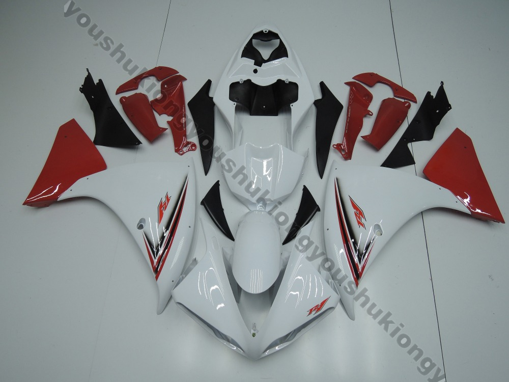 Hot sales for yamaha YZF1000 R1 2009 2010 2011 2012 Aftermarket Motorcycle Bodyworks Fairing (Injection Molding)
