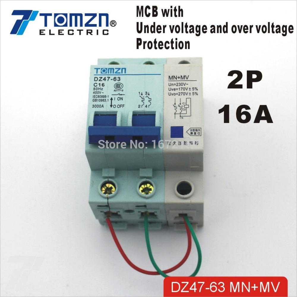 Voltage Protection PromotionShop For Promotional Voltage - Protection relays and circuit breakers