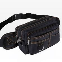 Unisex Phone Pouch Cycling Waist Fanny Pack Belt Chest Bags Travel Hip Purse Sports Shoulder Bag