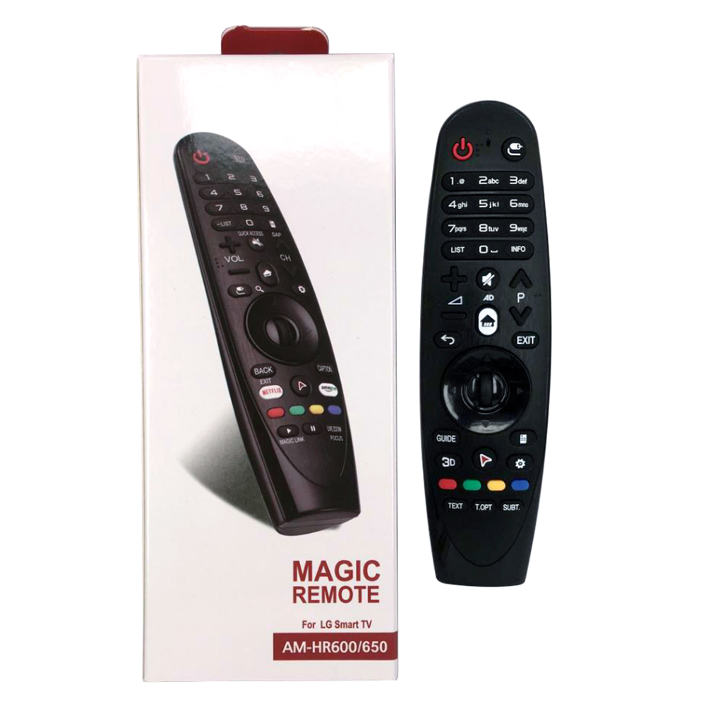 1 Pc High Quality Universal Replacement Remote Control Tv Controller Control Remoto For Lg Lcd Led Hdtv 3d Smart Tv To Have A Unique National Style Consumer Electronics