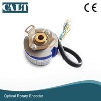 CALT Servo motor encoder 8mm semi hollow shaft UVW encoder GSM48 8G2500BML5 4P