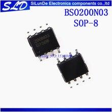 شحن مجاني 20 قطعة/الوحدة BSO200N03 200N03 SOP 8 جديدة ومبتكرة في المخزون