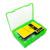Frete grátis! keyestudio super starter kit de aprendizagem/starter kit (uno r3) para arduino com 1602 lcd rfid + pdf