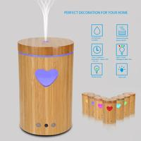 WIFI Remote Control Ultrasonic Air Aroma Humidifier With Colorful LED Lights Electric Aromatherapy Essential Oil Aroma