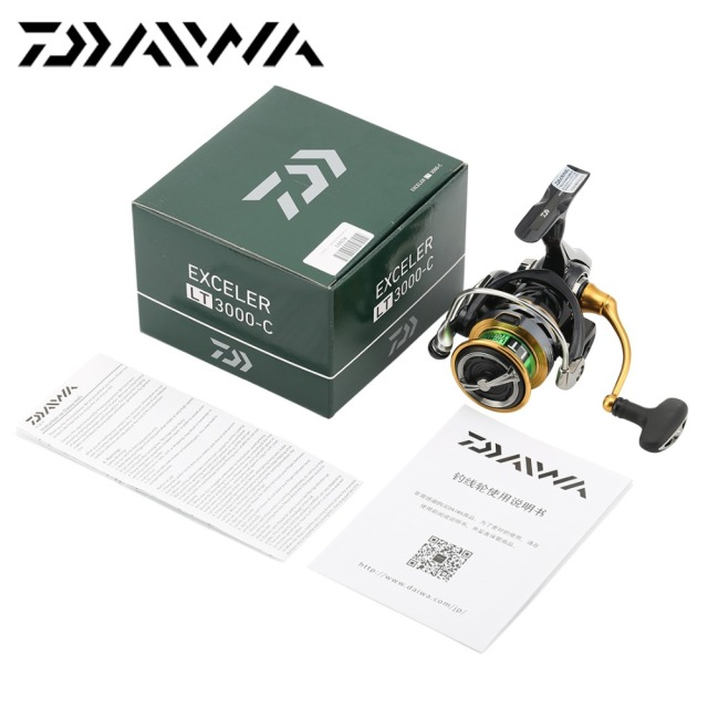 DAIWA EXCELER LT Spinning Fishing Reel