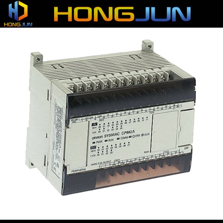 Omron CPM2A Series PLC Conrtoller CPM2A-40CDR-A for elevator