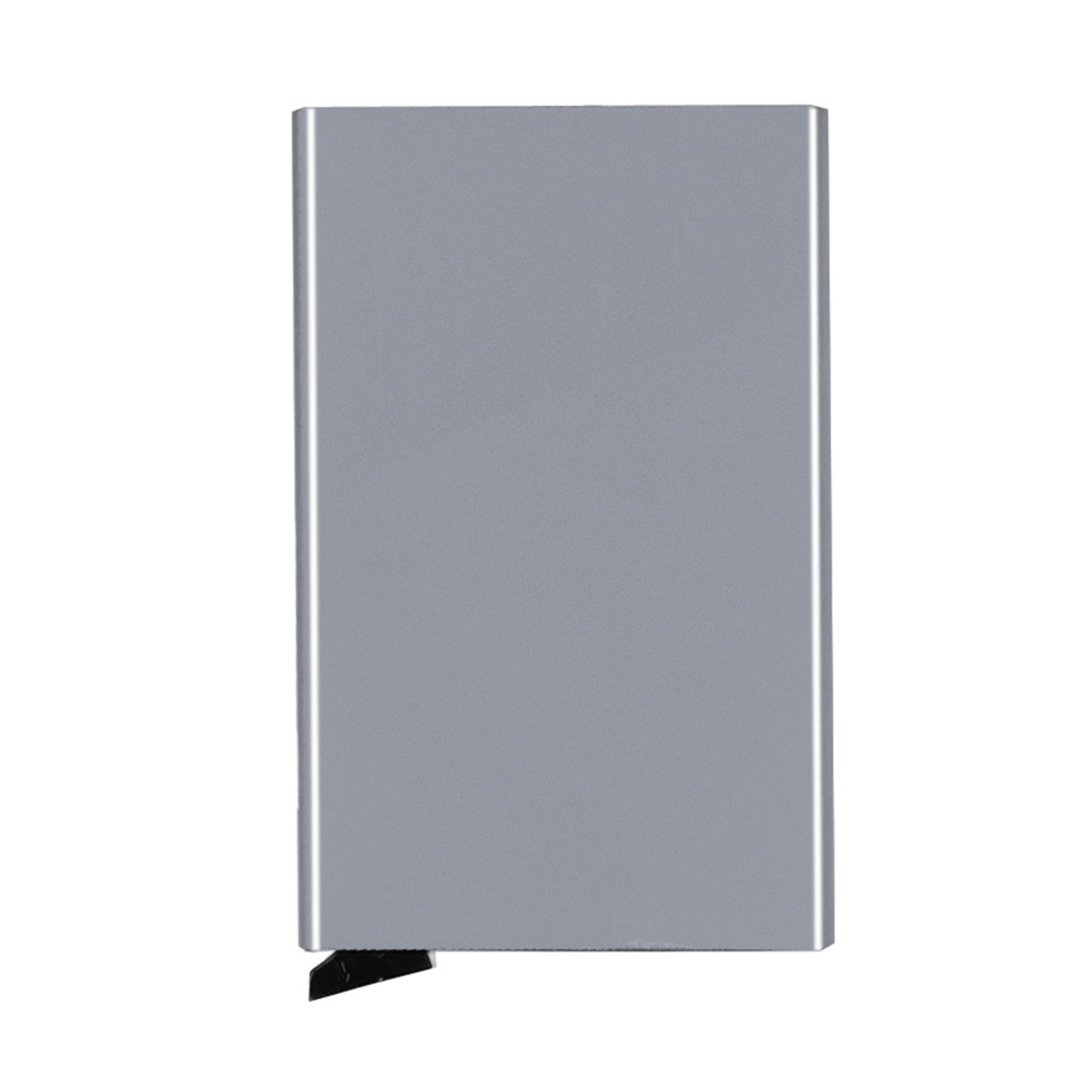 Business Credit Card Holder Wallet Pocket Bank ID Cards Aluminum Alloy Case LBY2017 haoshideng 680568 001 680568 501 mainboard for hp pavilion g4 g6 g7 g4 2000 g6 2000 laptop motherboard da0r33mb6e0 da0r33mb6f1