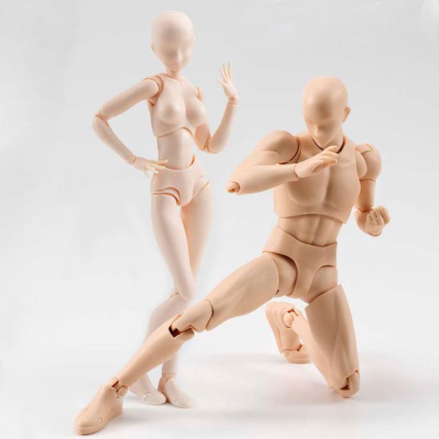 Anime Figuarts SH Ela Ele Corpo Chan Boneca Jonit Moveable Laranja pálido Clolor Ver PVC Action Figure Collectible Modelo Toy 15 cm