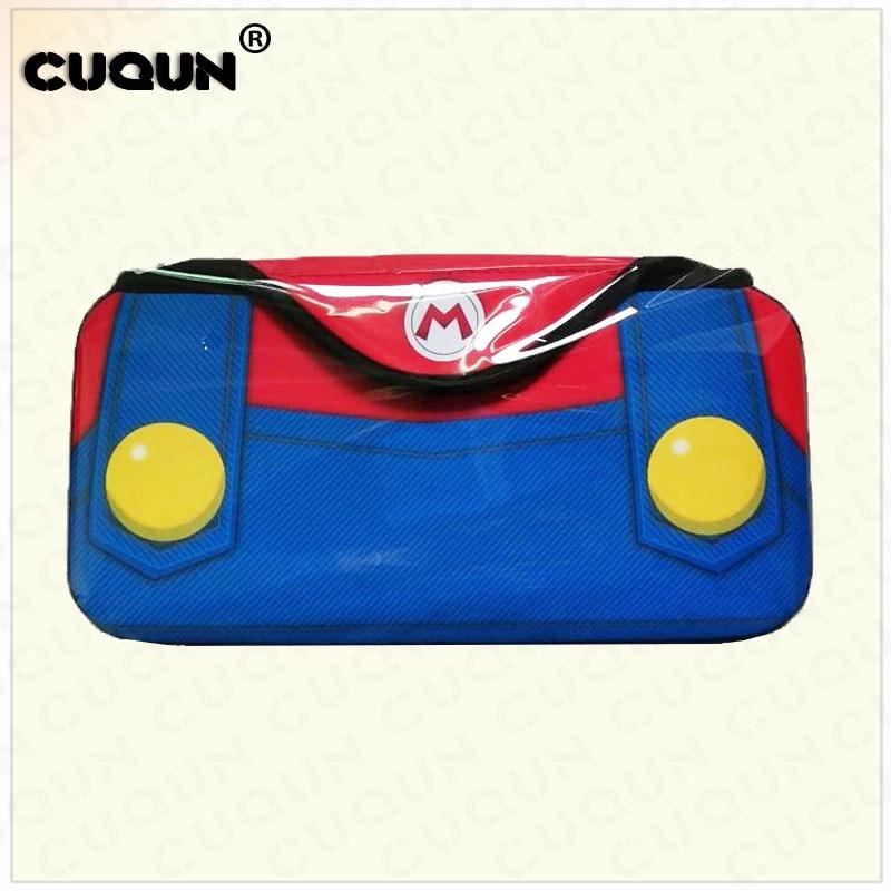 A Mari O védőjátékos tok esetében Nintend Switch Travel táska - Játékok és tartozékok