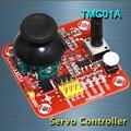 TMC01A Серво сигнал генератора, servo контроллеры, джойстики