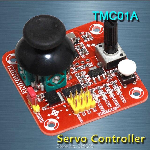 TMC01A  Servo signal generator, servo controllers, joystick controllers