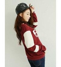 BTS Red Sweatshirt (8 Models)