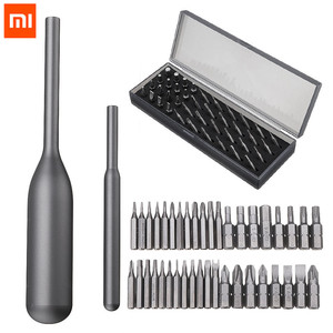 Image 1 - xiaomi mijia Wowstick IMEZING FZ 42 in 1 Screwdriver Kit Portable Precision Multi function Screwdriver Repair Tools