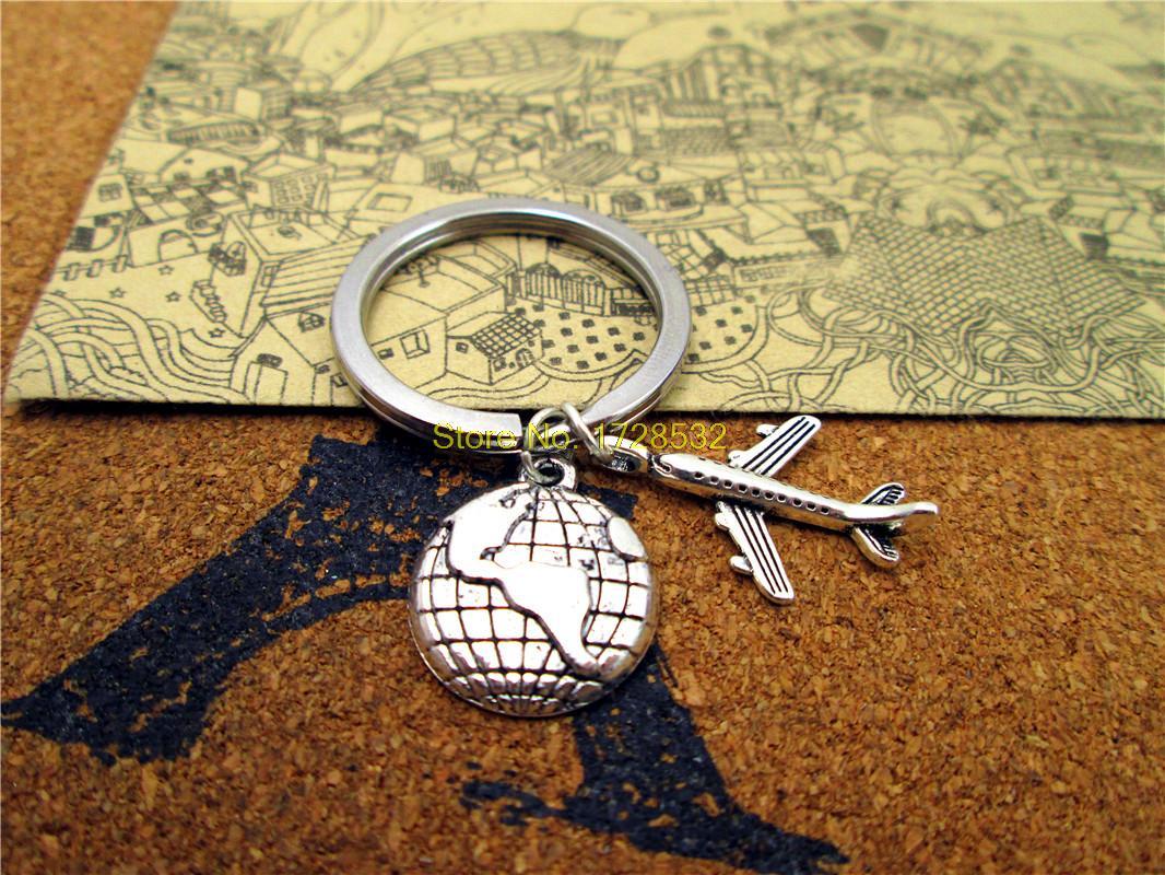 Popular Globe KeyringBuy Cheap Globe Keyring lots from China – Map World Globe Keyrings